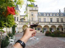Wine tasting Fronsac Saint Emilion